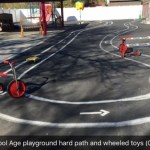 Kids will love our playgrounds.