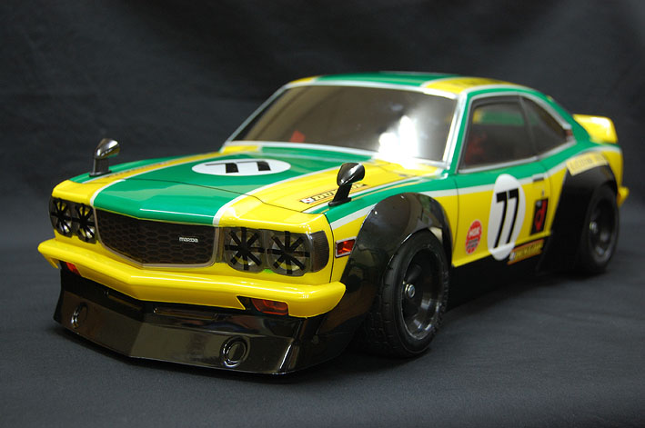 Arguably the BEST RC bodies! ABC HOBBY! | D B R C  RACING