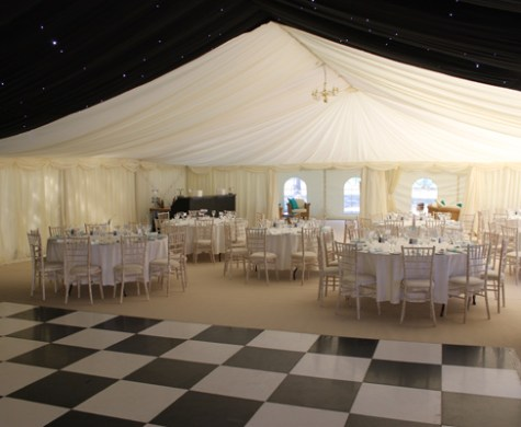 Beautiful Event Marquees