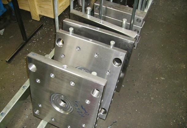 ABC Moldes, Lda – Construção do Molde – Maquinação