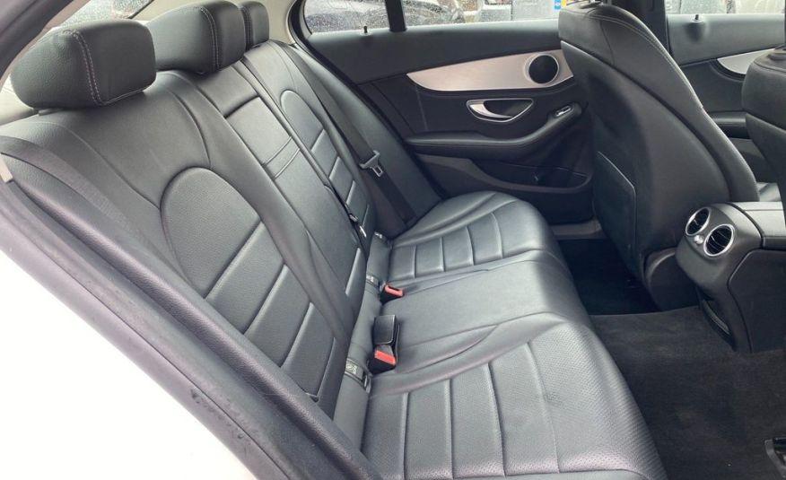 2014 Mercedes Benz C200