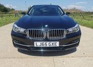 2015 BMW 730ld