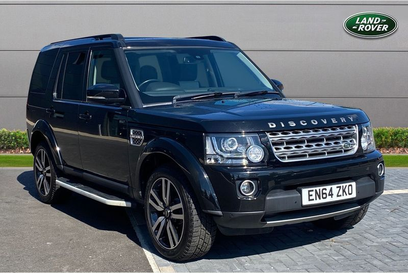 2014 Land Rover Discovery IV