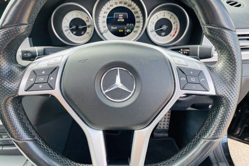 2014 Mercedes-Benz E250 AMG Sport
