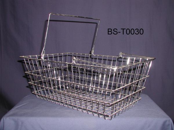 Wire Baskets Stacking Dump Bins
