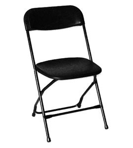 renting folding chairs french bentwood bistro plastic chair black rentals baltimore md where to rent in maryland washington dc columbia