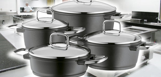 Bateras de cocina de induccin  varias opciones
