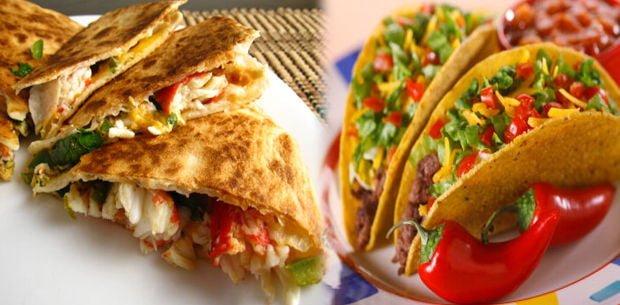 Comida Mexicana platos tpicos