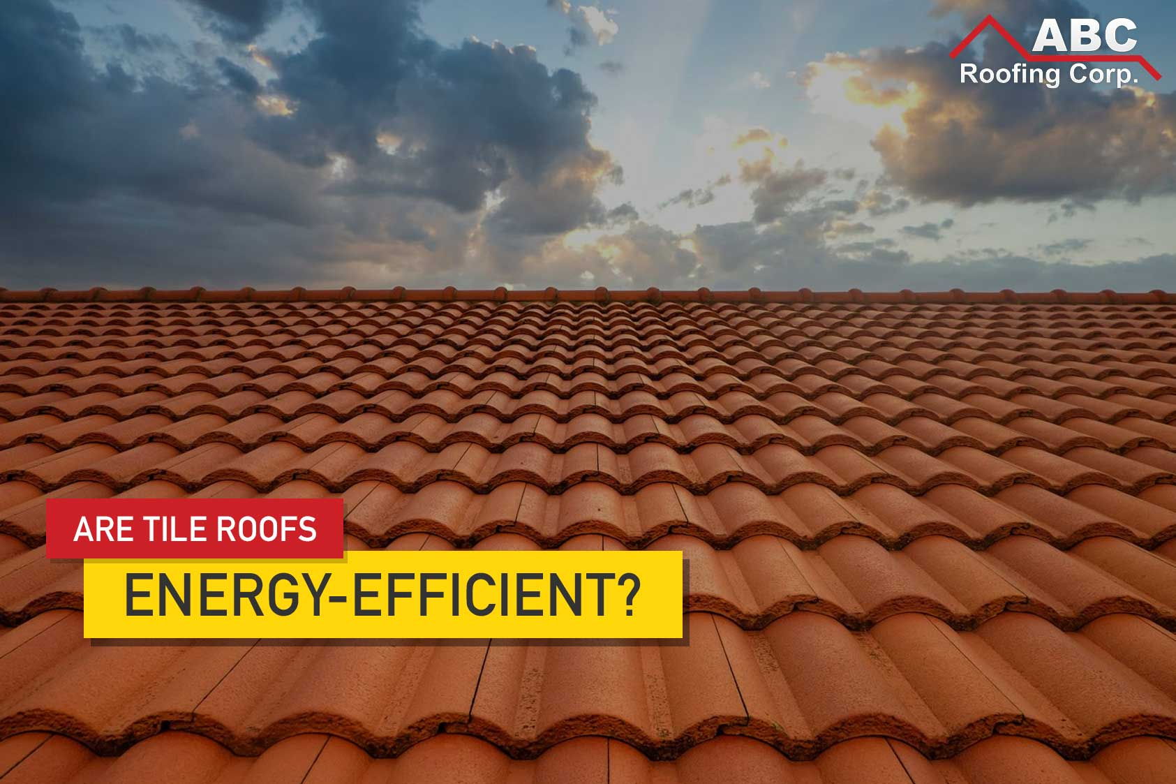are tile roofs the answer to a more