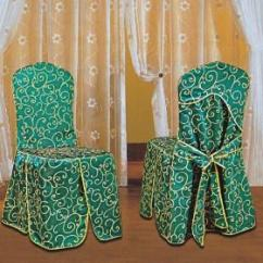 Chair Covers Wholesale China Luxury Folding Chairs Chinese Stylish Retro Embroidery Dark Green Banquet Sale