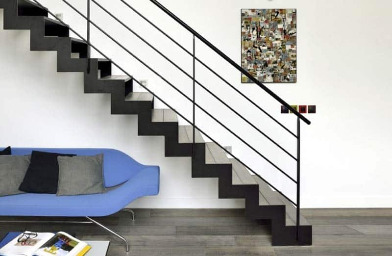 choisir un bel escalier pour un salon