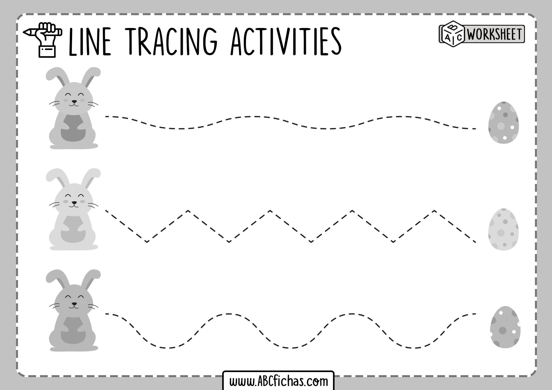 Line Tracing Activities