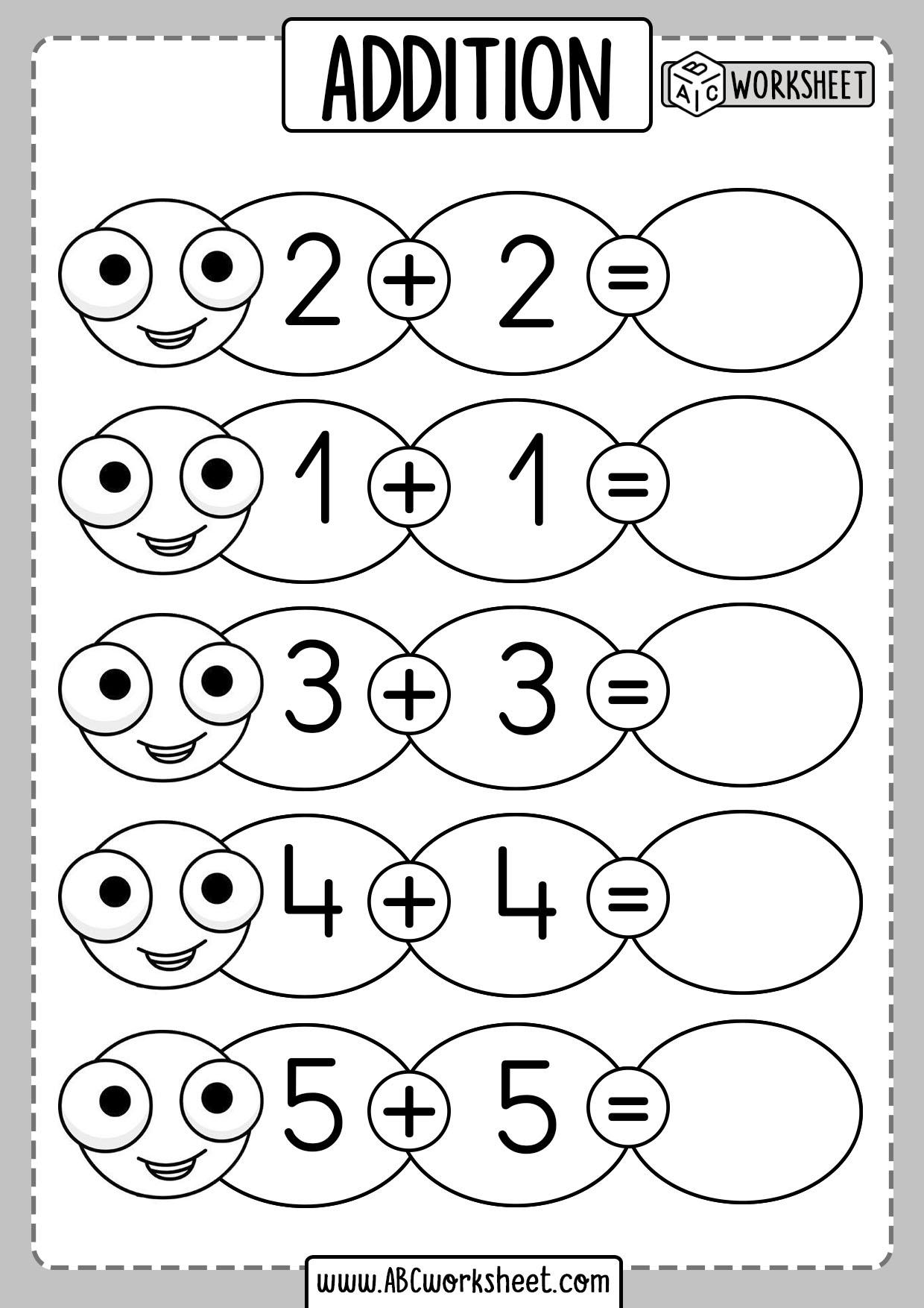 Abc For Kindergarten Halloween Worksheet
