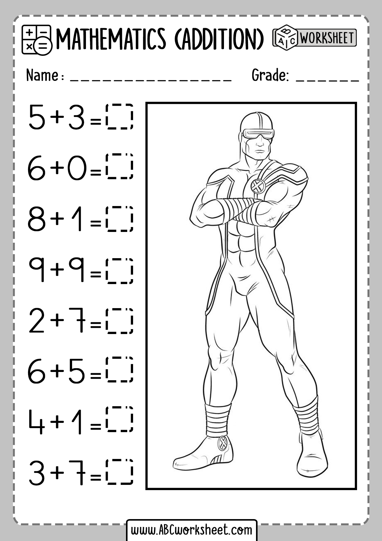 hight resolution of Addition Partial Sums Worksheet   Printable Worksheets and Activities for  Teachers