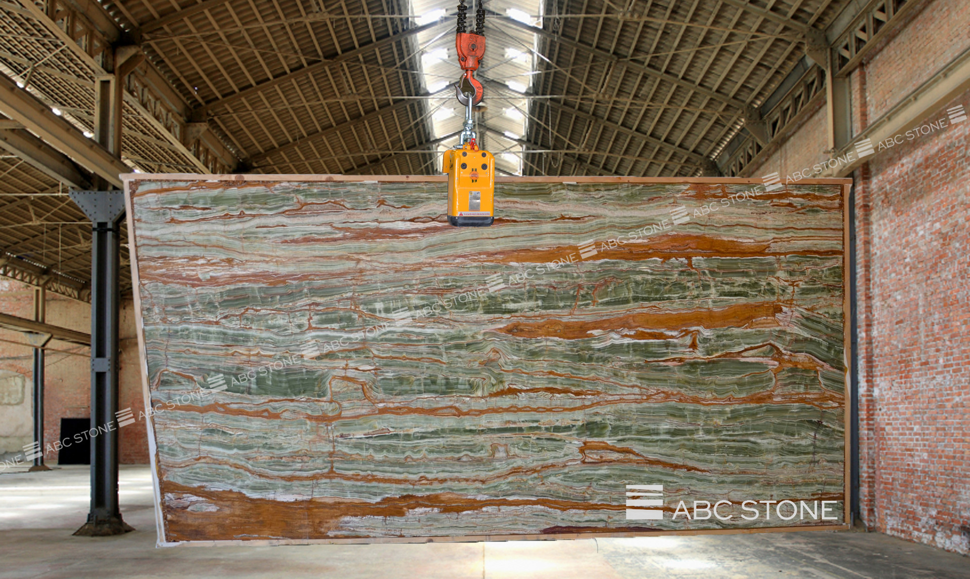 Green Onyx Vein Cut Abc Stone Abc Stone Popular Flooring