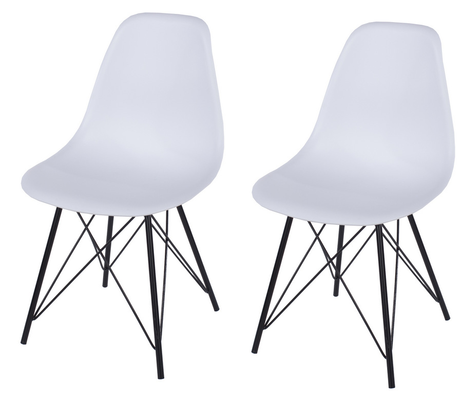 black plastic chair with wooden legs best back support for office abdabs furniture aspen design metal pair