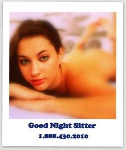 Good Night Sitter
