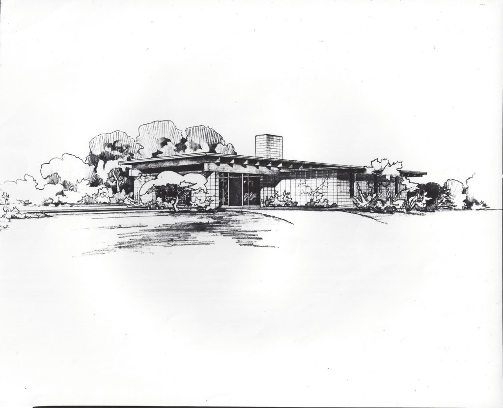 Alden B. Dow's Unbuilt Design for the Homestyle Center