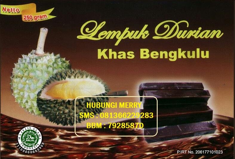Jual Lempuk Durian Asli Oleh Oleh Khas Bengkulu