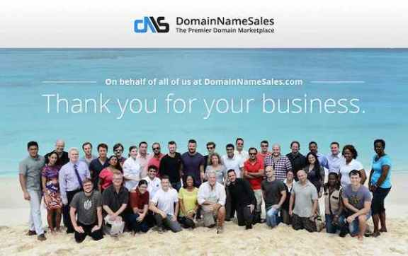 DomainNameSales.com_thankyou_message