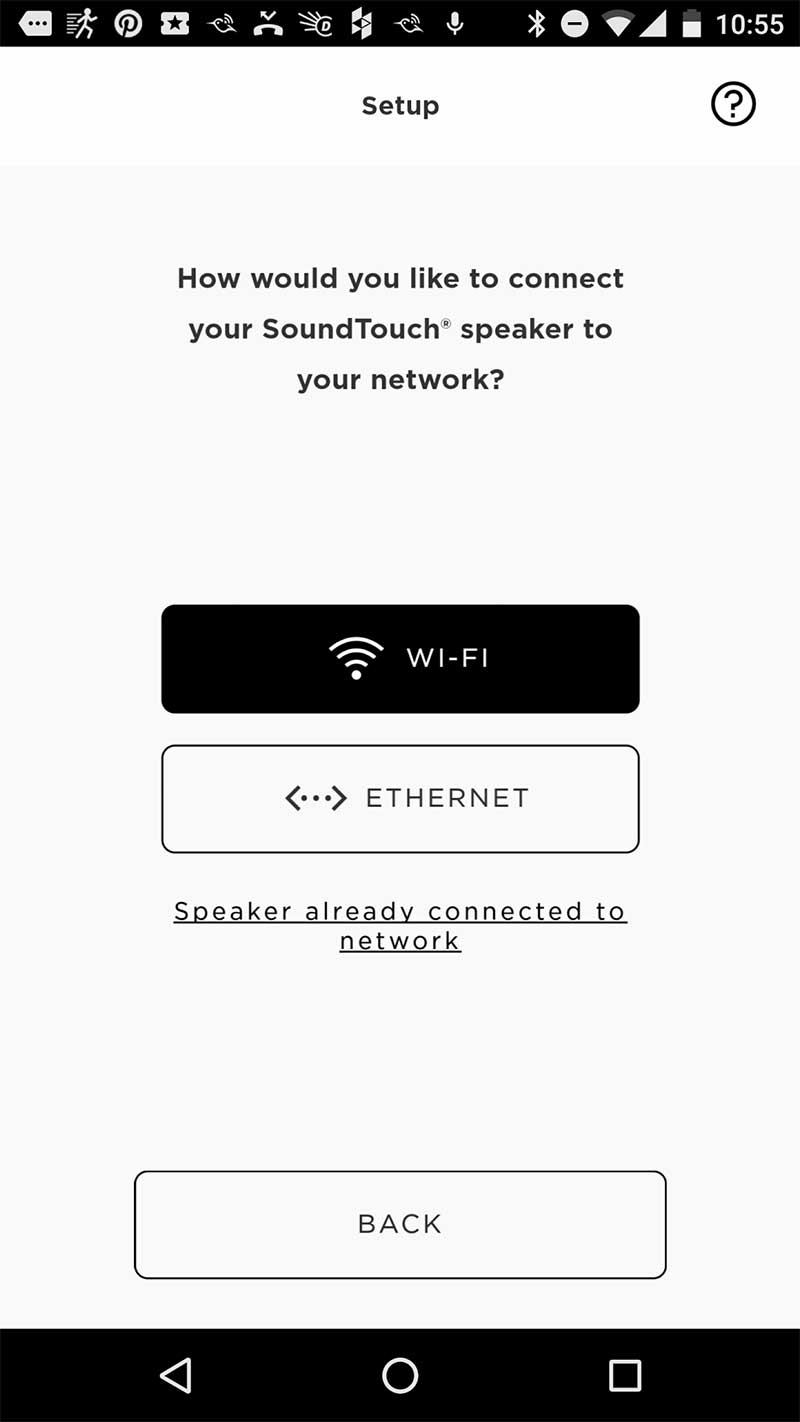 How to Connect Bose SoundTouch 300 to Wi-Fi Using Mobile Phone
