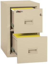Fireproof Fireking Turtle 2 Drawer Vertical File Cabinet ...