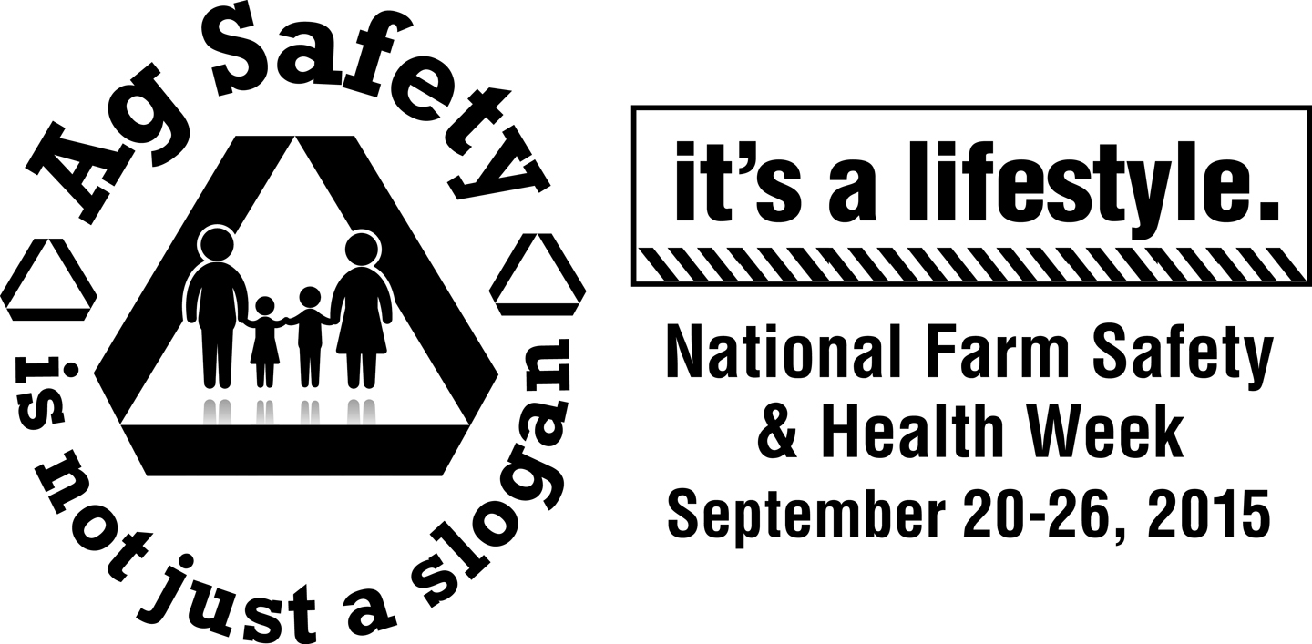 National Farm Safety and Health Week • Department of