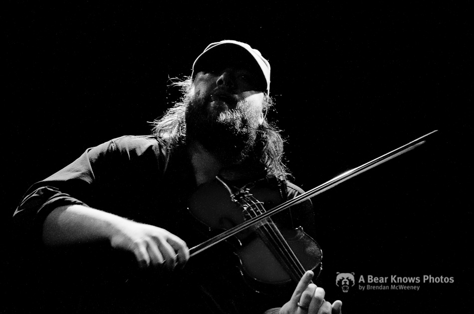 Trampled By Turtles at The Independent (11)