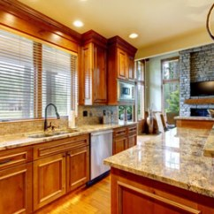 Granite Kitchen Countertops Pictures Plastic Cabinets Countertop Installation Houston