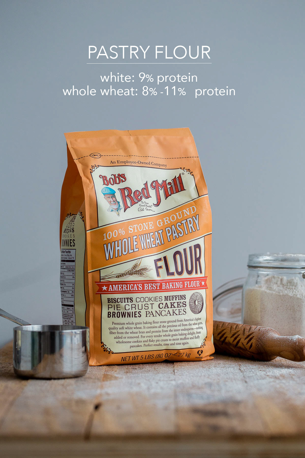 Flour 101 Different Types Of Flour And When To Use Them