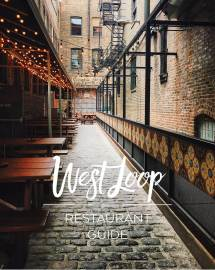 West Loop Restaurants Chicago Restaurant Guide