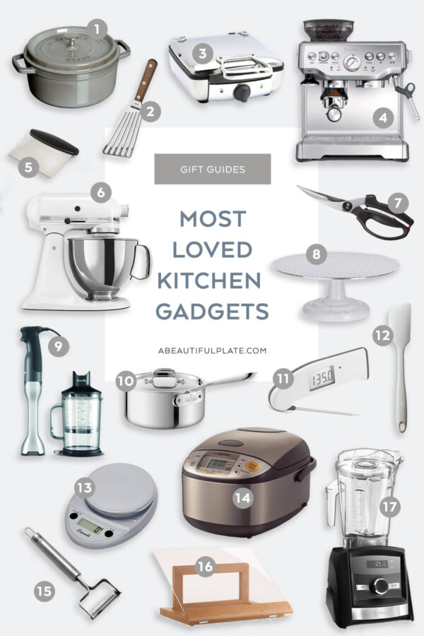 kitchen gadgets single faucet 2018 most loved a beautiful plate gift guide