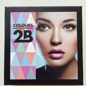 2B Colours beauty products
