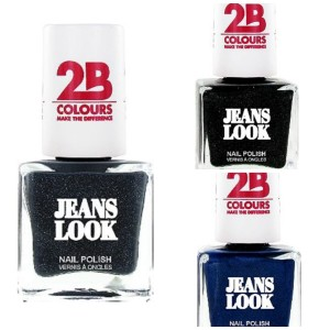 2B Colours Jeans Look Nail Polish