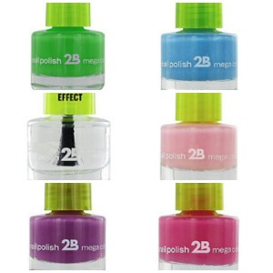 2B Colours Nail Polish Minis