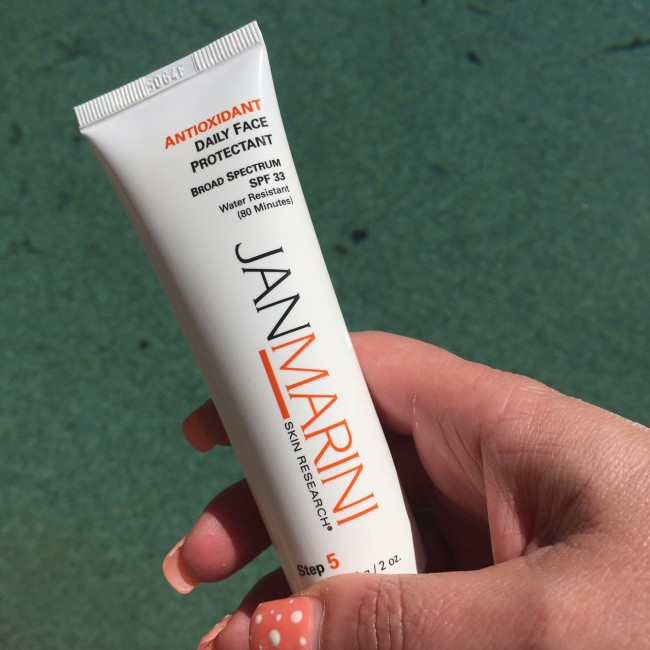 Jan marini sunscreen Antioxidant Daily Face Protectant Jan Marini