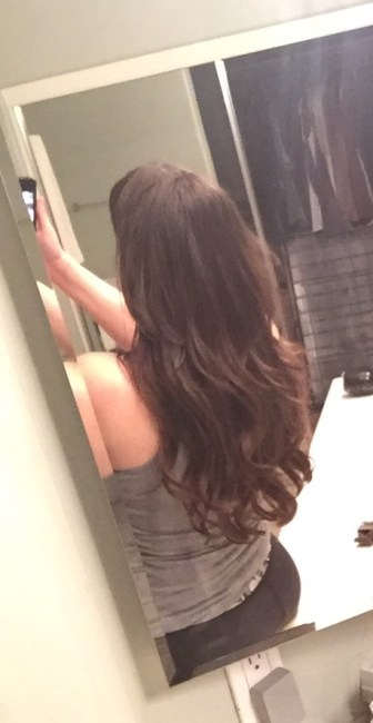 Hairdreams permanent hair extensions review a beautiful whim after hairdreams extensions pmusecretfo Gallery