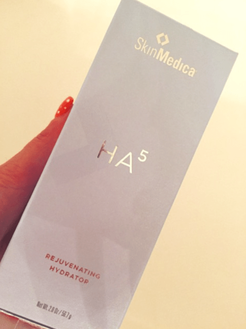SkinMedica Ha5 rejuvenating hydrator skin care