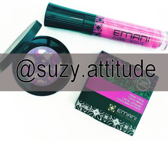 Girls Weekend Giveaway Emani Cosmetics