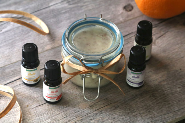 Nature's Bounty Essential Oils