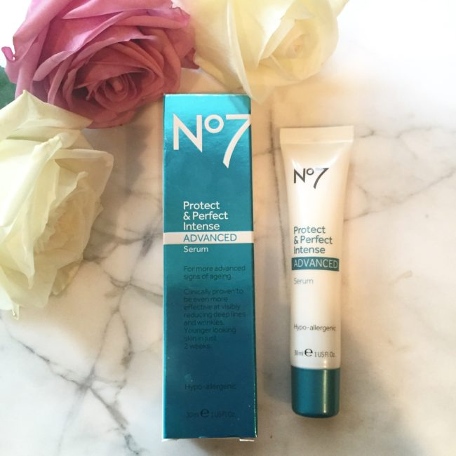 Boots No7 Protect and Perfect Advance Serum