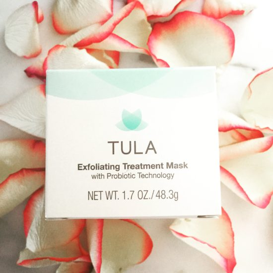 Tula Skin Care Exfoliating Treatment Mask