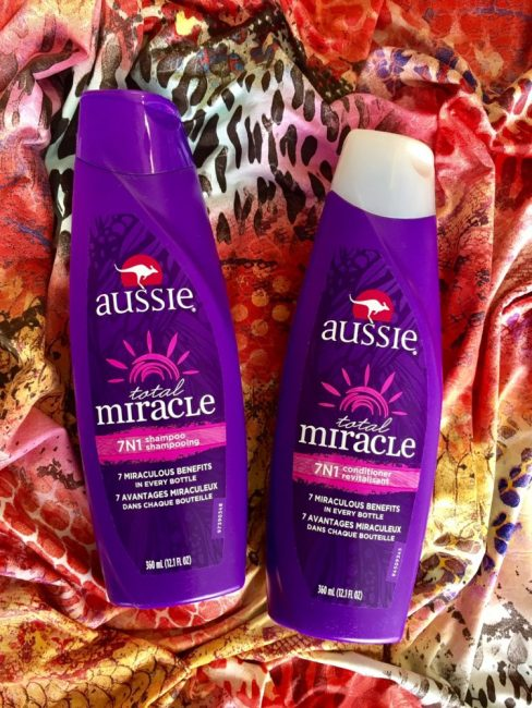 Aussie 7N1 hair products