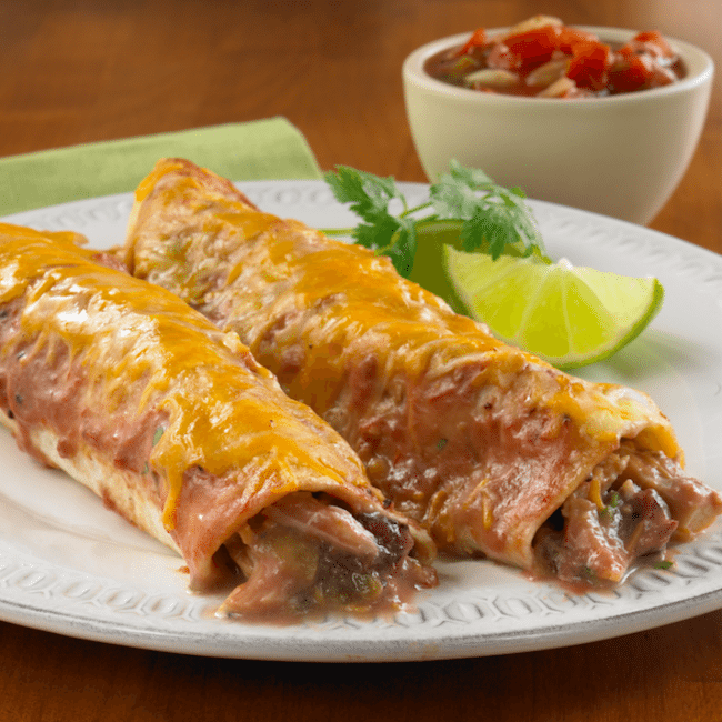 Cranberry enchilada Recipe