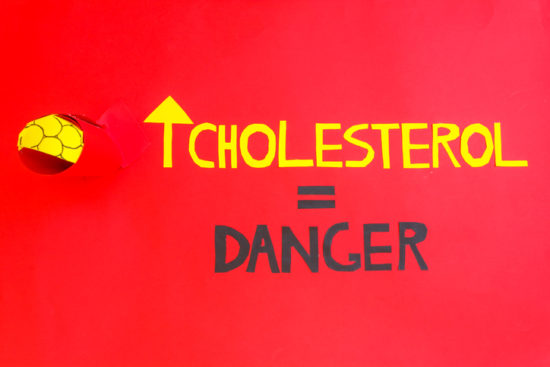 manage high cholesterol statins