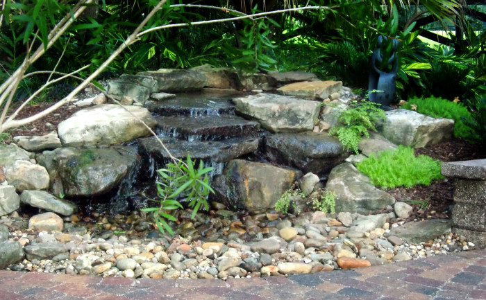 Water Features (b)