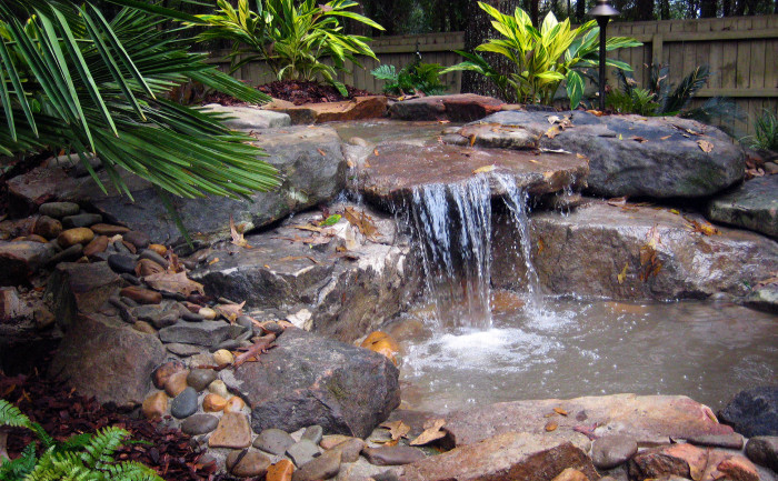 Water Features (d)