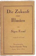 Die Zukunft Einer Illusion by Sigmund Freud - $10,625