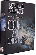 Kay Scarpetta created by Patricia Cornwell