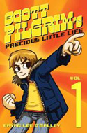 Scott Pilgrim's Precious Little Life by Bryan O'Malley